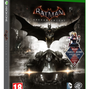 Batman Arkham Knight,The Evil Within+24 Xbox One+Series