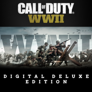 Call of Duty WWII — Deluxe Edition +4 Xbox One + Series