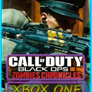 Call of Duty Black Ops 3 Zombies Deluxe(XBOX ONE)