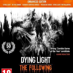 Dying Light The Following Enhanced Ed XBOX ONE + SERIES