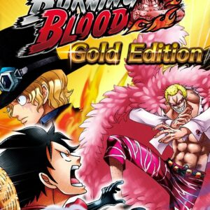ONE PIECE BURNING BLOOD — Gold Edition