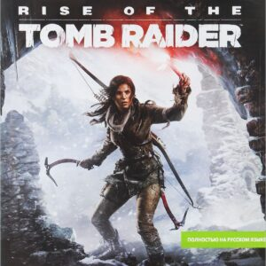 Rise of the Tomb Raider XBOX 360 ✔