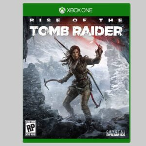 Rise of the Tomb Raider (Xbox One + Series) ⭐ ⭐