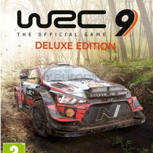 ✅⭐✅ WRC 9 Deluxe Edition XBOX ONE | ГАРАНТИЯ❤️