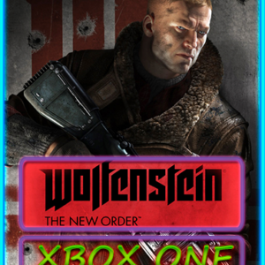 Wolfenstein The Old Blood+ The New Order XBOX ONE